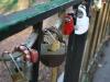 Замочки в Архангельском. Что-то мало.